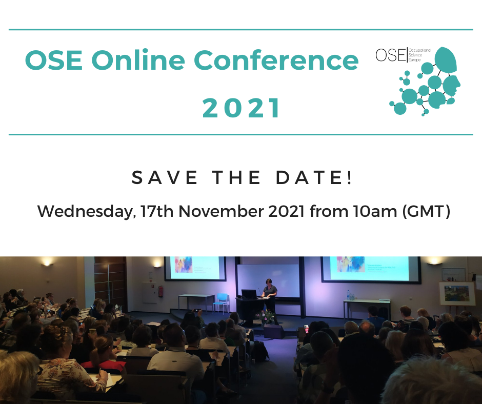 Save the date! OSE